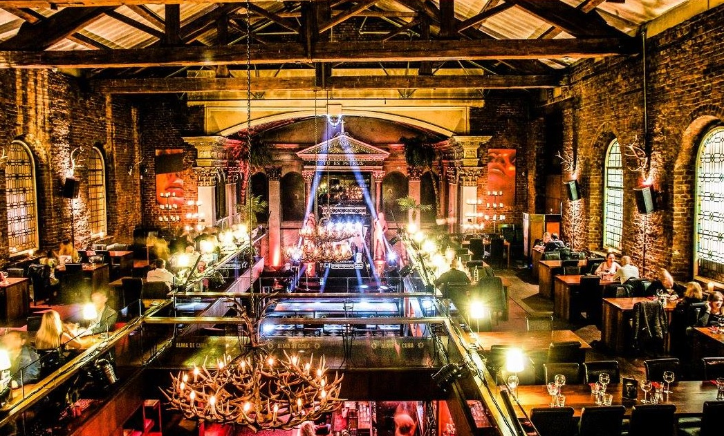 Liverpool Christmas party venues